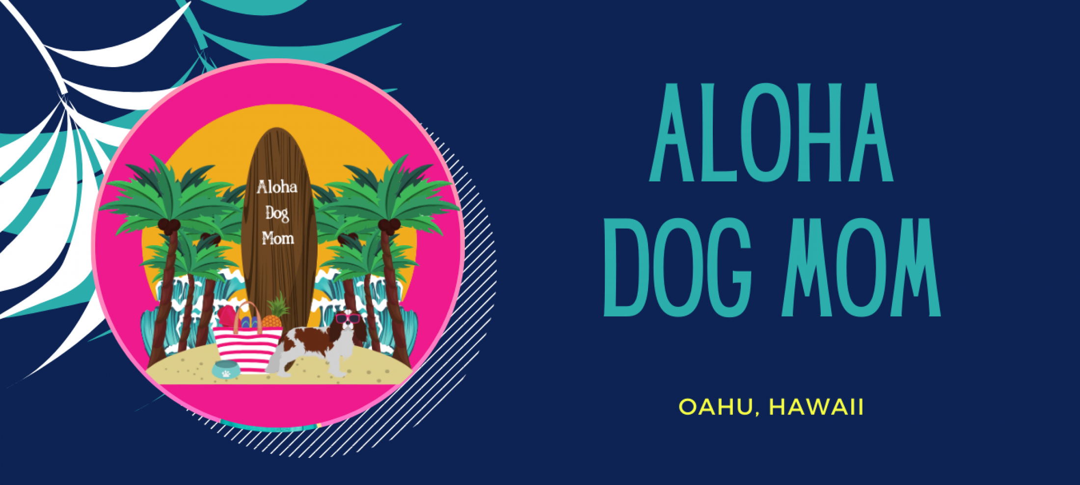 Aloha Dog Mom